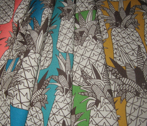 pineapple blush coral