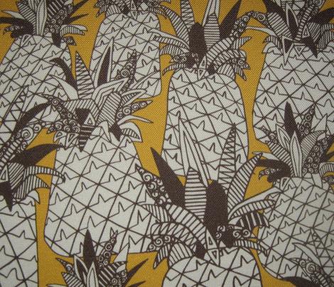 pineapple sunshine yellow
