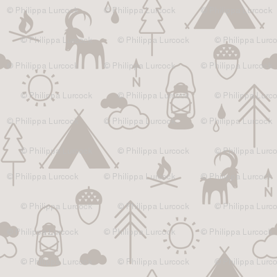 Camp Capricorn Conversation Cloud