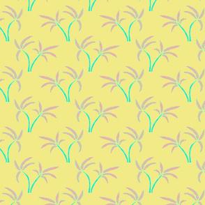 Twin Palms in Lemon