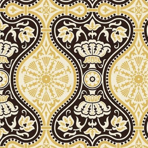 Victorian Damask 1a