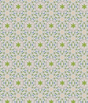 Delicate trellis fabric by lfntextiles on Spoonflower - custom fabric