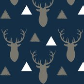 Navy_and_beige_and_white_deer_heads_and_triangles_shop_thumb