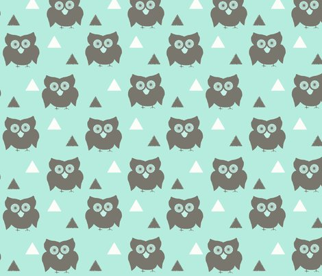 Owls_and_triangles_aqua_shop_preview