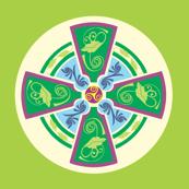 Modern Celtic Cross - Large Format
