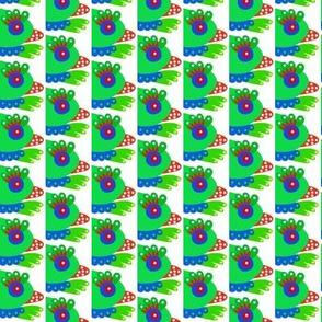 Spotted Tongue Iguana