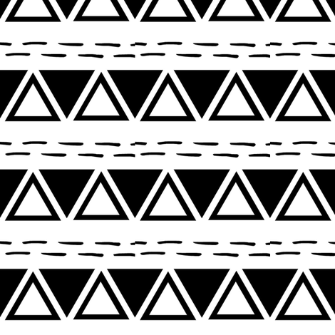 navajo_print-ed fabric by lilcleo on Spoonflower - custom fabric