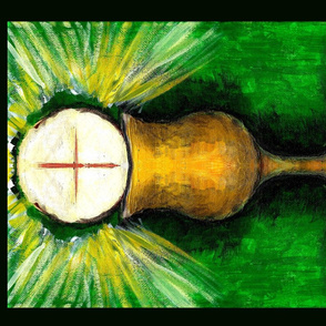 Eucharist Wall Hanging