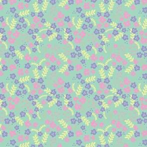 Ava Floral - pastels