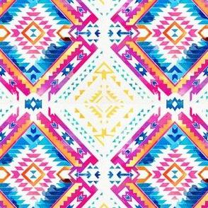 Aztec - Navajo - Indian style