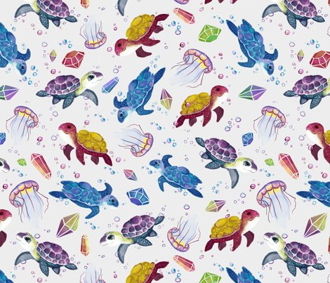Runderwaterdance_40x40_spoonflower_shop_preview