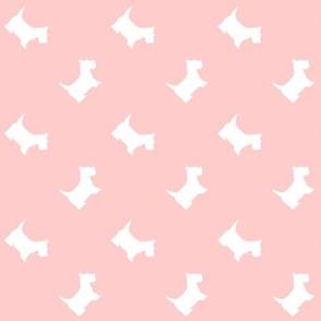 Pale Pink Westies