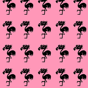 Flamingo- Pink