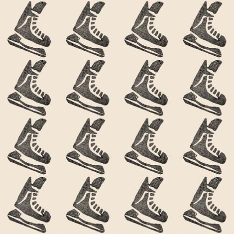 skates fabric by landpenguin on Spoonflower - custom fabric