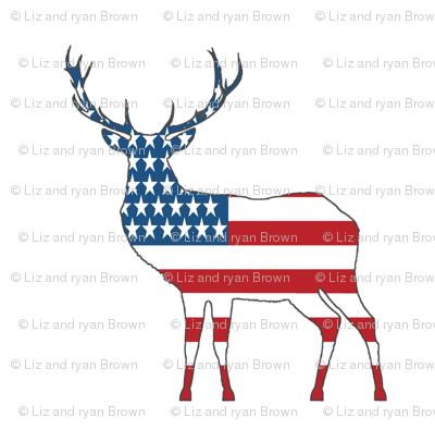 American Deer // Small