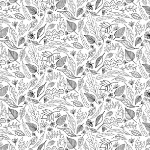 Ink_Leaves