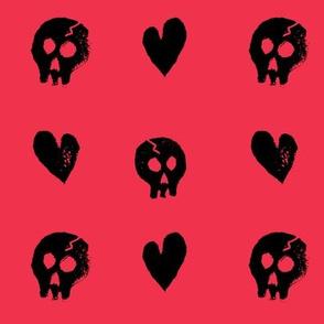 Skullz & Heartz, Magenta