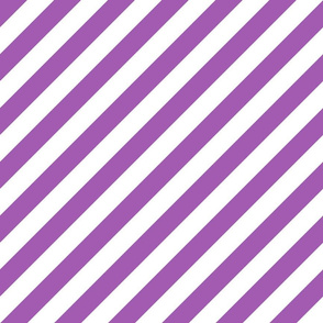 Diagonal Stripes Purple