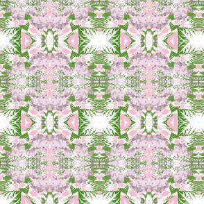 tapestry Garden - pink