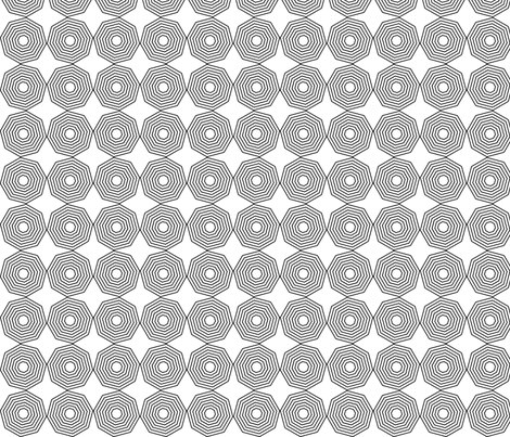 Fade To Black fabric by gargoylesentry on Spoonflower - custom fabric
