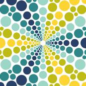 radiating spots 5 : trendy2
