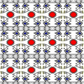 Happy Pals Red White Blue
