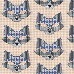 Blue Foxy