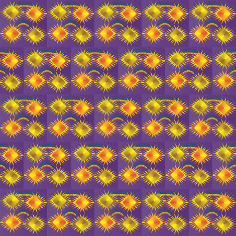 geometric_spoonflower3_3_6_2016 fabric by compugraphd on Spoonflower - custom fabric
