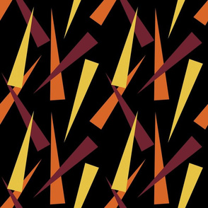 Abstract Carrots