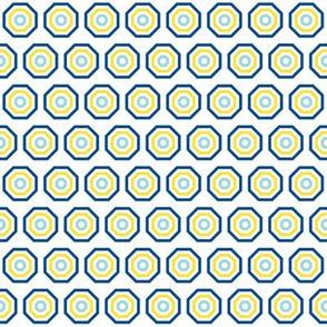 Blue & Yellow Octos