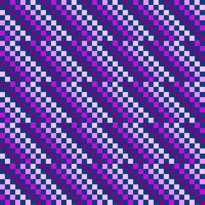 Purple Checkers