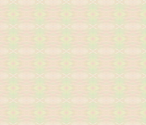 marbling green and orange fabric by freeform on Spoonflower - custom fabric