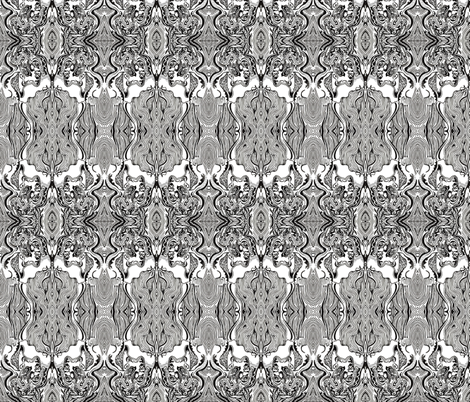driftwood fabric by freeform on Spoonflower - custom fabric