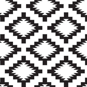B&W tribal