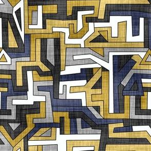 Maze Shapes