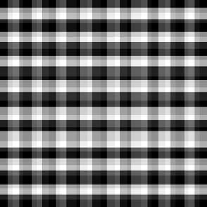 Monochrome Plaid