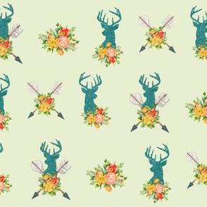 Glitter Deer