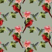 Rcardinal_and_hummingbird_revision_pattern_green_shop_thumb