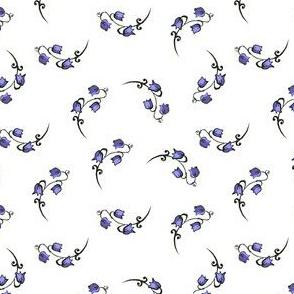 Bluebell - sprig