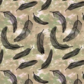 bobwhite feathers