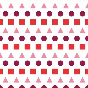 Dots, Squares, & Triangles