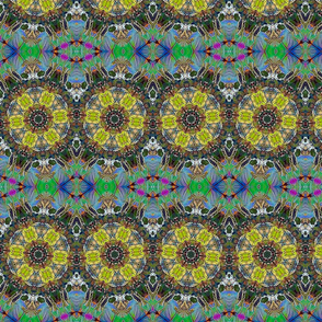 Lily Pad Kaleidoscopes