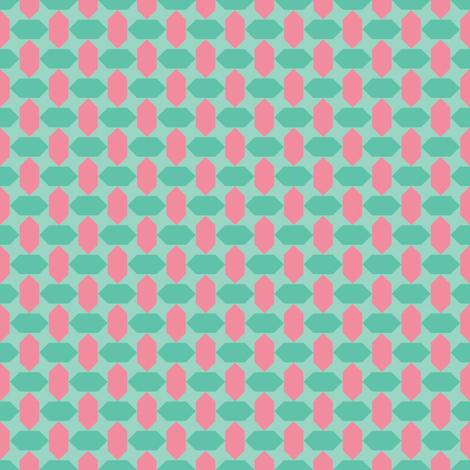 Ninja Stars Take a Backseat  fabric by anniecdesigns on Spoonflower - custom fabric