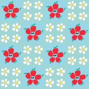 flowering-red-apples
