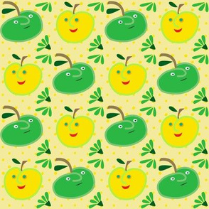 the-green-apple-family