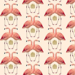 Deco Flamingo
