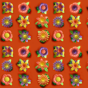 PHOTO TOY FLOWERS
