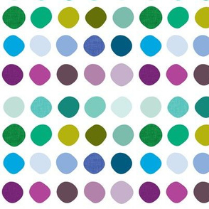 Cool Swatching Dots // Small