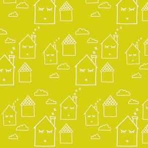 Sleepy Hollow Homes Mustard