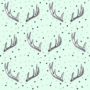 Mint Antlers